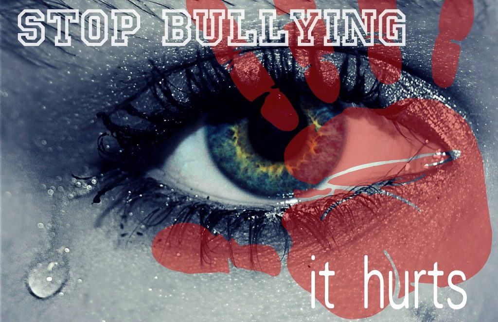Stop Bullying. Image by : https://pixabay.com/